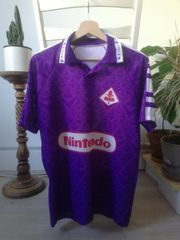 Trikot AC Florenz Nintendo 1998