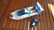 Lego 4669 - Polizeiboot mit Motor