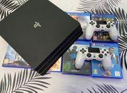 Playstation 4 Pro UHD 2