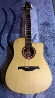 Western-Gitarre LÂG Winter