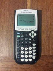 Graphischer Taschenrechner TI-84 plus