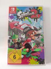 Splatoon 2 Nintendo Switch Spiel