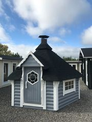 Grillkota Grillhütte Gartenhaus 9 2m²