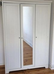 Ikea Aspelund Kleiderschrank 3 Türig