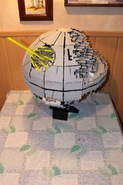 1x LEGO Star Wars Todesstern