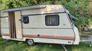 Wohnwagen Bürstner 430