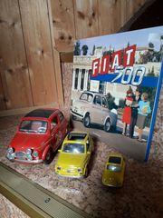 Fiat 500 Modellauto