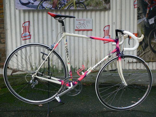 Straßenrennrad von COMATI mit 14