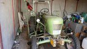 Gebrauchter Traktor Fendt Dieselross