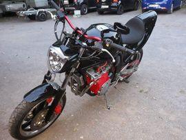 Motorrad-, Roller-Teile - Suzuki Bandit Streetfighter