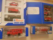 ROCO Feuerwehr Modelle
