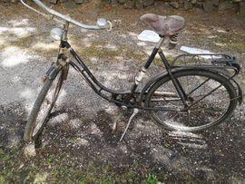 NSU Damen Fahrrad Dachbodenfund 26 er Rahmen