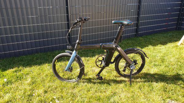 Fiido D11 e-Bike klappbar neu