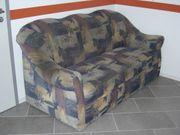 Sofa Sessel und Hocker