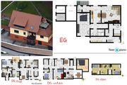 Provisionsfrei 3 5-Familienhaus mit freier