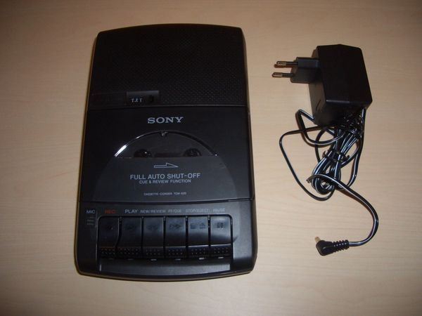 Sony Kassetten-Rekorder TCM 939