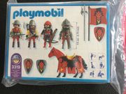 Playmobil Drachenritter mit Gefolge