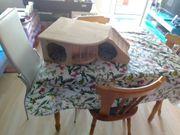 Eckhaus für Kleintiere zu verkaufen