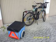 Fahrrad mit Hilfsmotor 26 Zoll