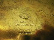 Zildjian USA 22 Zoll Avedis