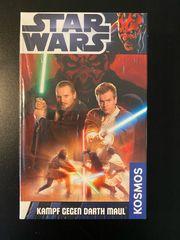 Spielesammlung Star Wars verschiedene