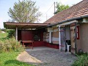 Liebevoll renovierte Weinberghütte in Ungarns