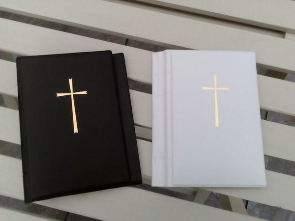 Gebetsbuchhülle neu 16x10x3 5 cm