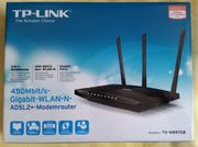 TP-Link TD-W8970B WLAN Router