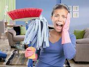 Freundliche Reinigungshilfe gesucht