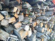 Brennholz - Balkenholz