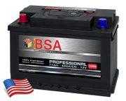 BSA US Autobatterie BSA 77Ah