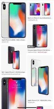 iPhone X 64 Gb Spacegrau