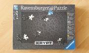 Ravensburger Krypt Puzzle Black 736