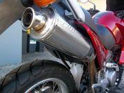 Top gepflegte Honda Transalp XL