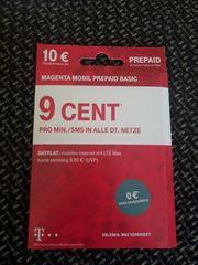 0151 56568807Telekom Magenta Prepaid Basis