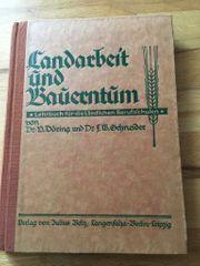 Buch -Landarbeit und Bauerntum