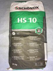 Schönox HS10 - selbstverlaufende Spachtelmasse Nivelliermasse