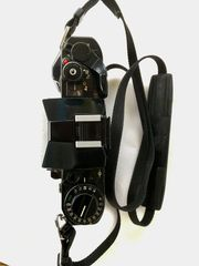 Analoge Kameraausrüstung Canon A1