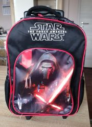 Star Wars Kinder Trolley Reisekoffer