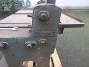 Tafelschere Blech mit 1020 mm