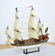 Hobby-Aufgabe Modellschiff Kapt Kidd Modellbau