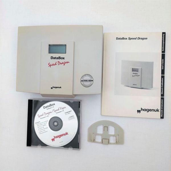 IT Hagenuk DataBox Speed Dragon ISDN-TK-Anlage
