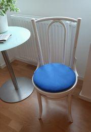 Cafehausstuhl Thonet Stil neu gepolstert