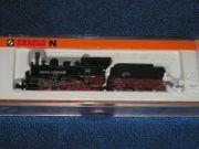 ARNOLD 2223 Spur N Dampf-Lokomotive