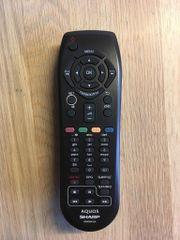 TV Fernbedienung Sharp Aquos GB028WJSA TV