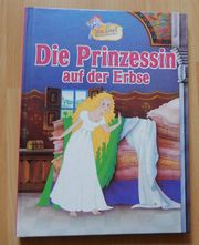 Die Prinzessin auf der Erbse -