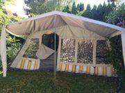 Campingzelt Steilwandzelt 4 Personen