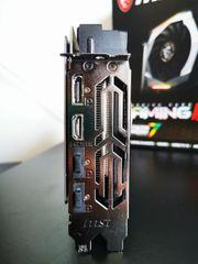 GTX 1660 MSI Gaming X