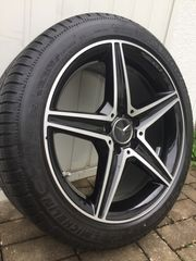 Mercedes 18 Zoll AMG Felgen