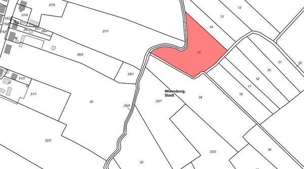 22 641 m² Wiesenland Grünland